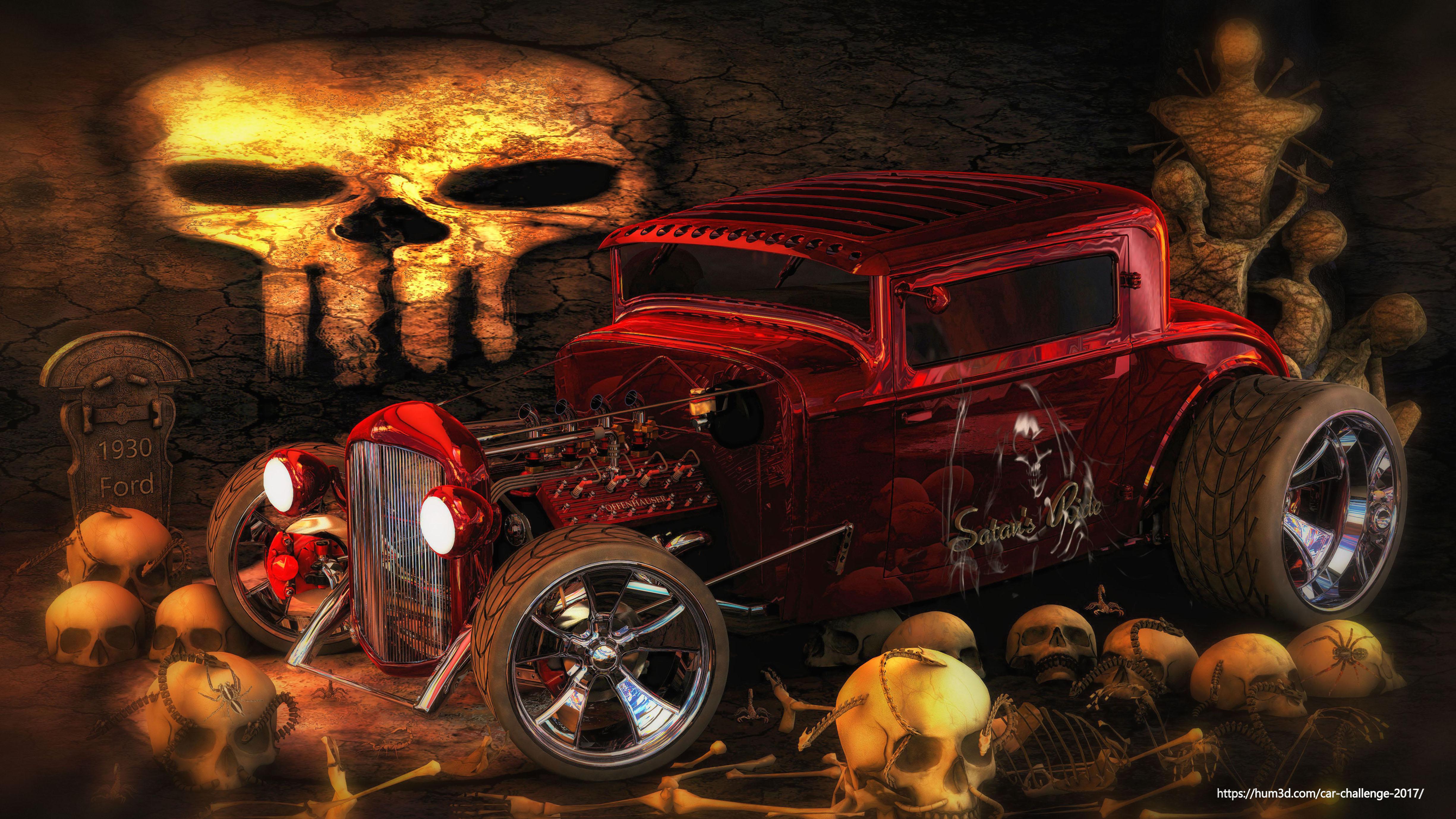 Satan's ride