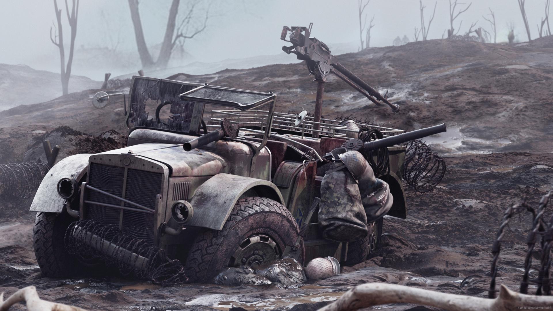 Muddy Hell