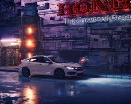 Honda Cyberpunk