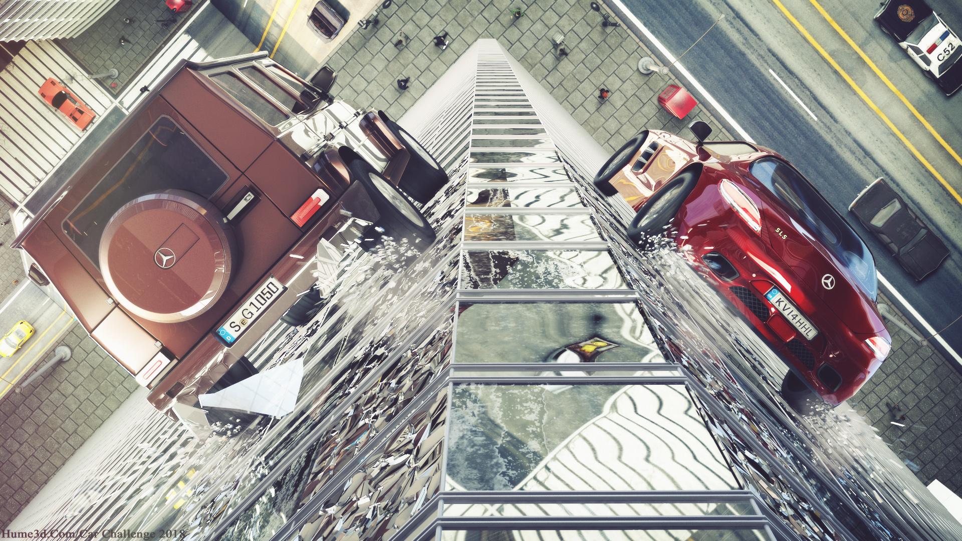 Parallel World 3d art