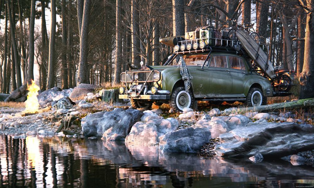 The Ultimate Ride by Cyprian Piotr Chojnacki