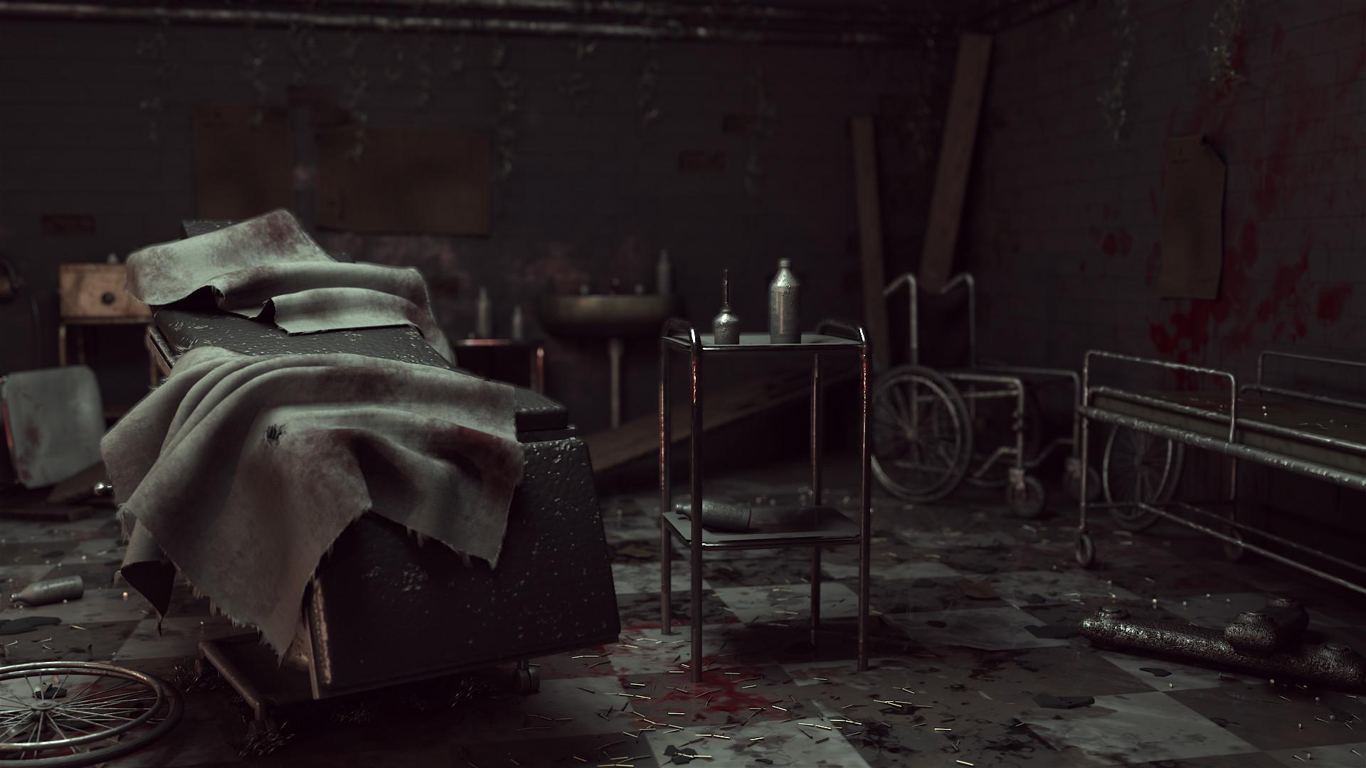 Asylum Room Environment
