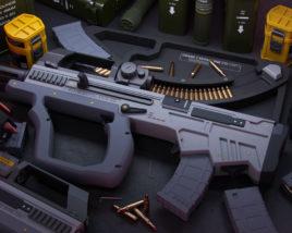 Short Bow Carbine