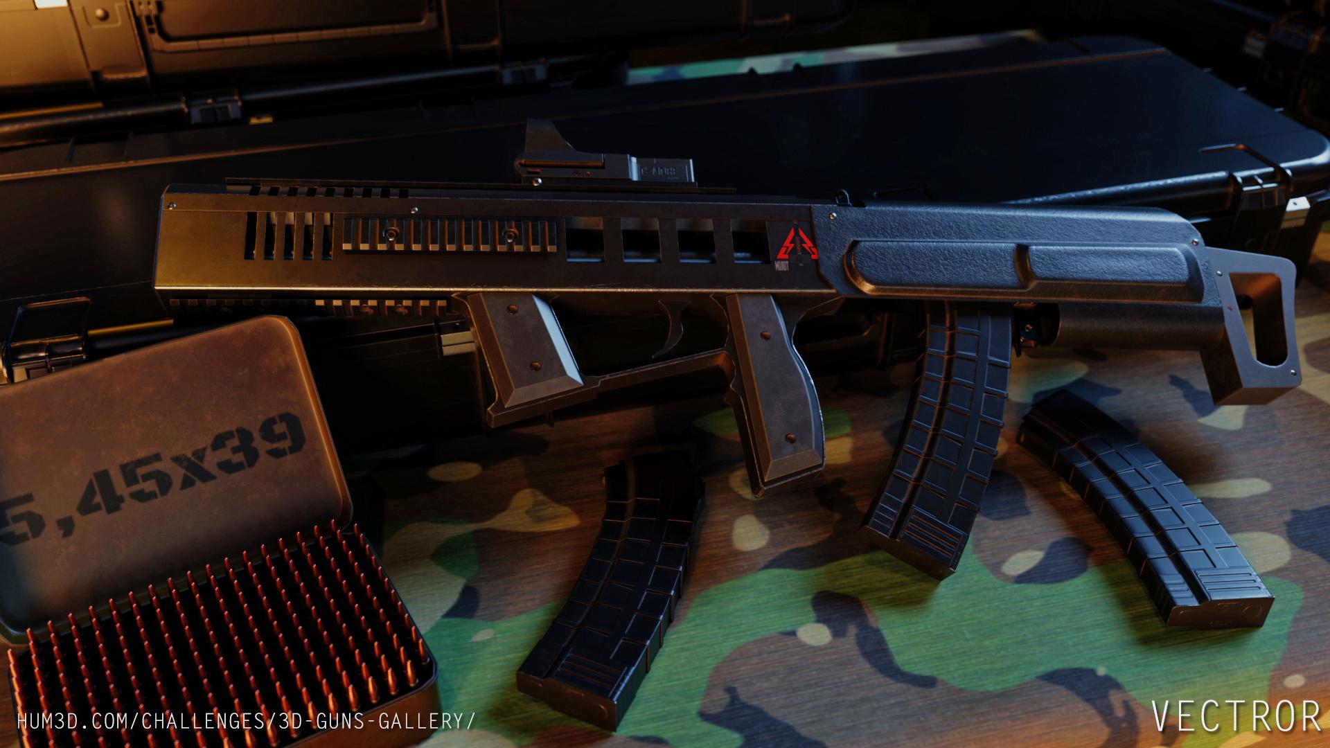 AKX1S 3d art