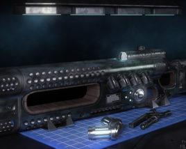 UltraTech SciFi Blaster