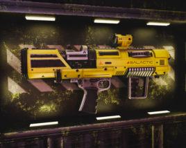 The Galactic Ion Pulse Gun