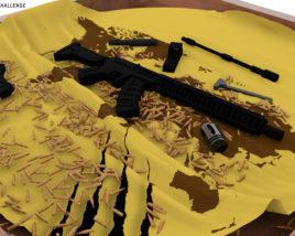 MK47 Rifle