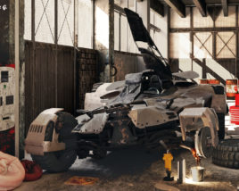 Bat Garage