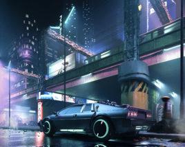 Cyberpunk Streets