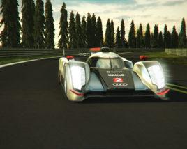 Audi R18 TDI Real racing
