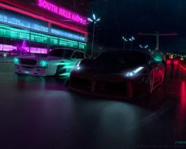 Ford v Ferrari 2021