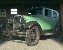 Memories of Old Garage