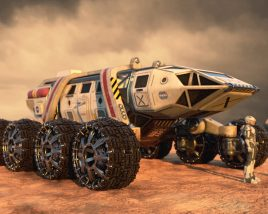 The Frog Space Rover