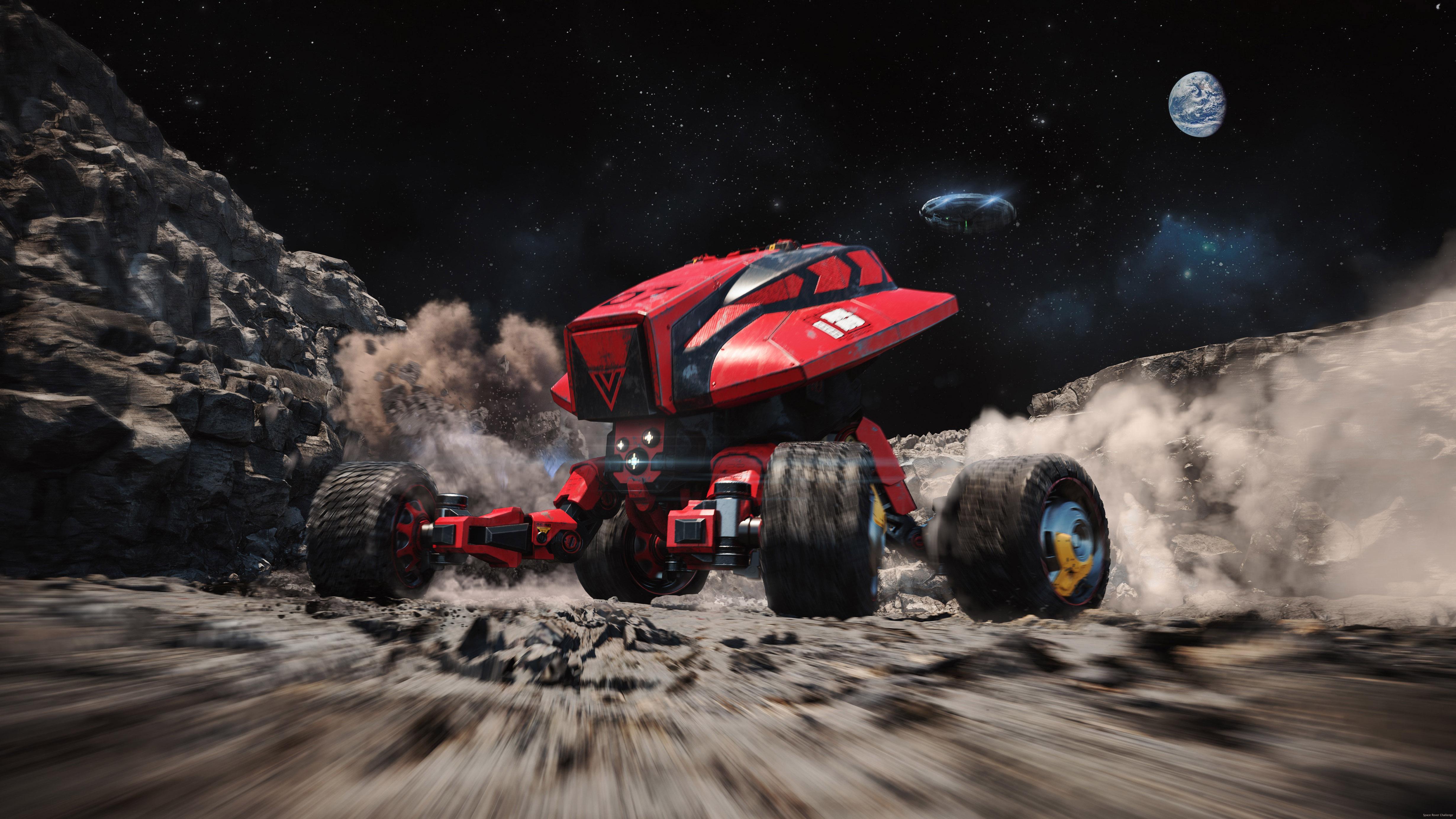 Beetle Wrx 3d art