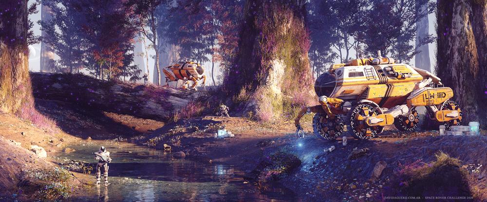 The Harvest by David Aguero