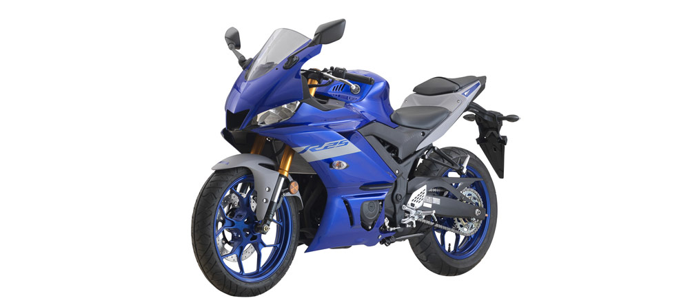 Yamaha YZF-R25 2020
