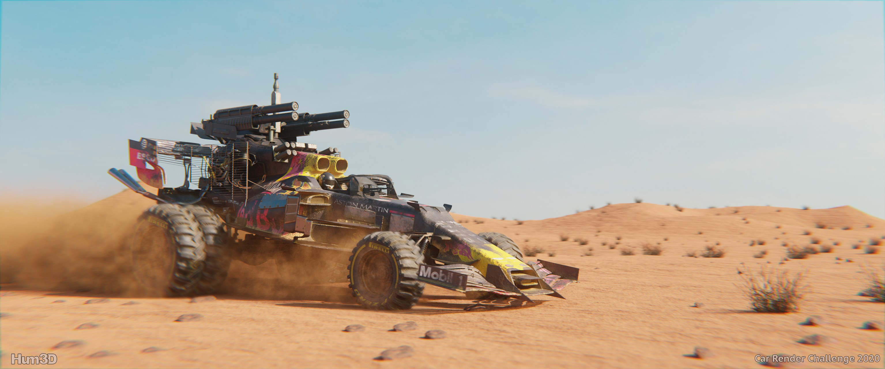 Mad Max F1 by Christoph