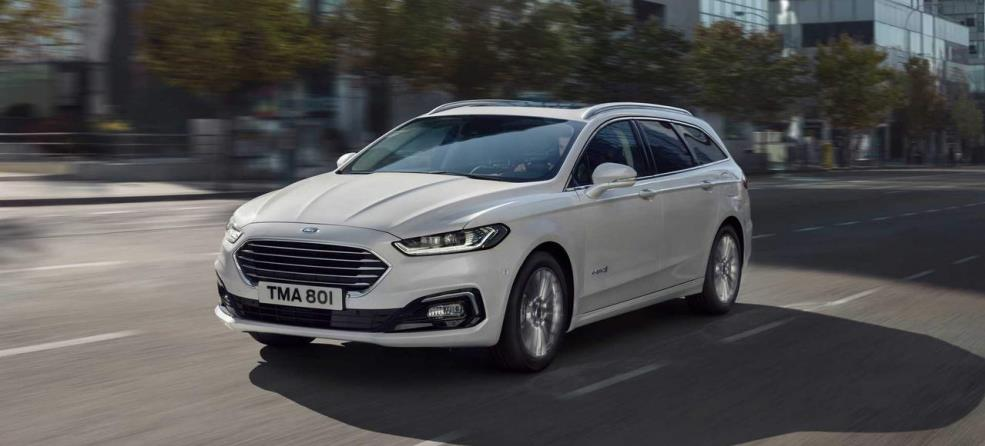 Ford Mondeo Wagon 2020