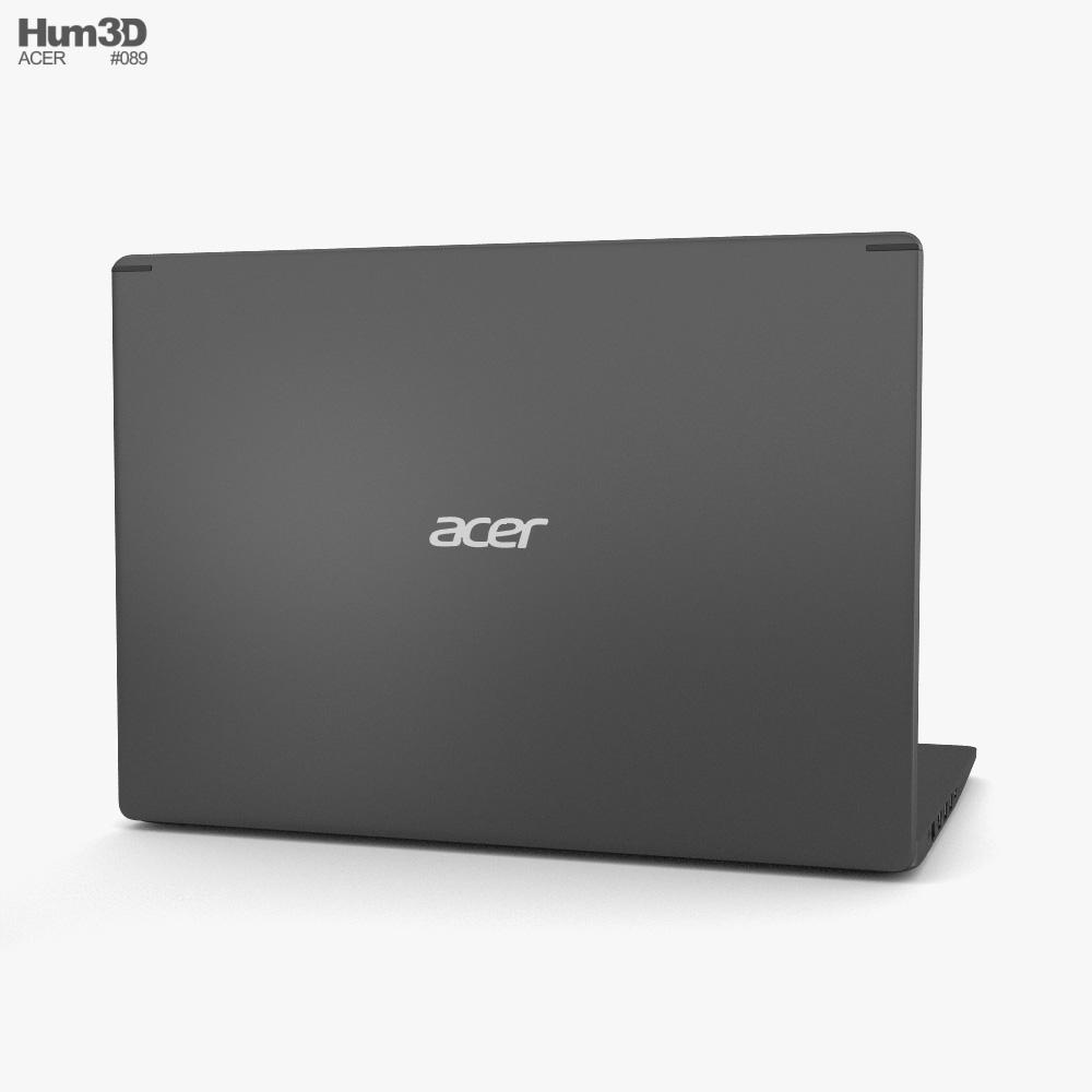 Acer Aspire 5 3d model