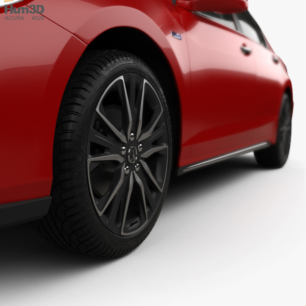 2018 Acura Rlx Sport Hybrid Camshaft