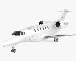 Cessna 750 Citation X 3D model