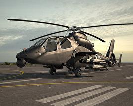 Harbin Z-19 3D model