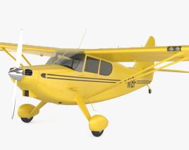 Stinson 108 3D model