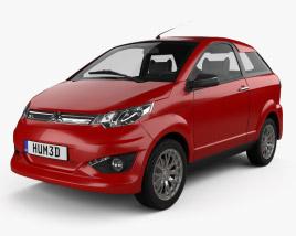 Aixam Coupe Premium 2014 3D model
