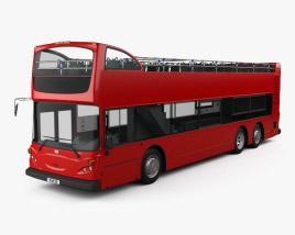 Alexander Dennis Enviro500 Open Top Bus 2005 3D model