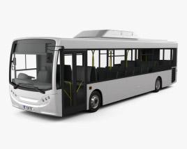 Alexander Dennis Enviro200H Bus 2016 3D model