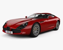 Alfa Romeo TZ3 Stradale 2011 3D model