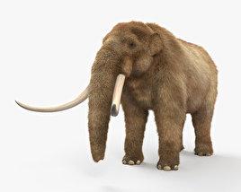 Mastodon HD 3D model