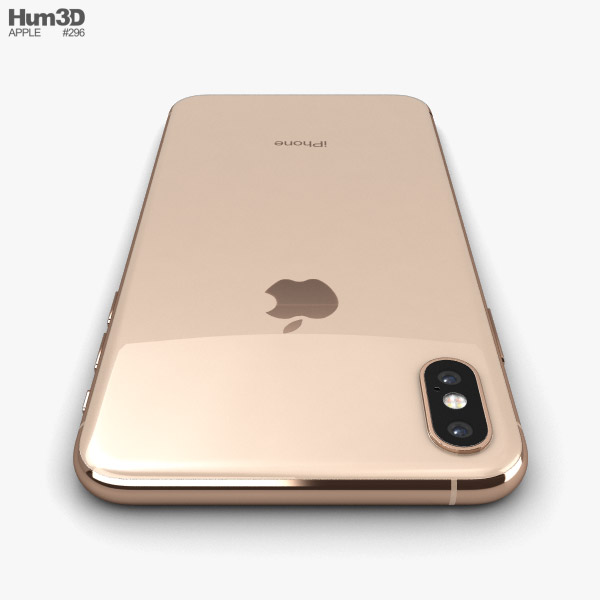 iPhone XS 256 GB Gold