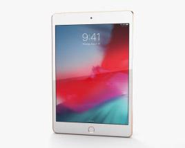 Apple iPad mini (2019) Cellular Gold 3D model