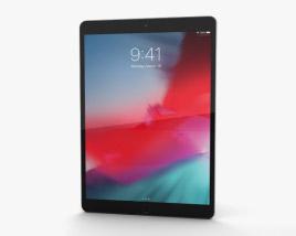 Apple iPad Air (2019) Space Gray 3D model