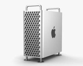 Apple Mac Pro 2019 3D model