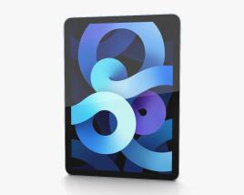 Apple iPad Air (2020) Sky Blue 3D model