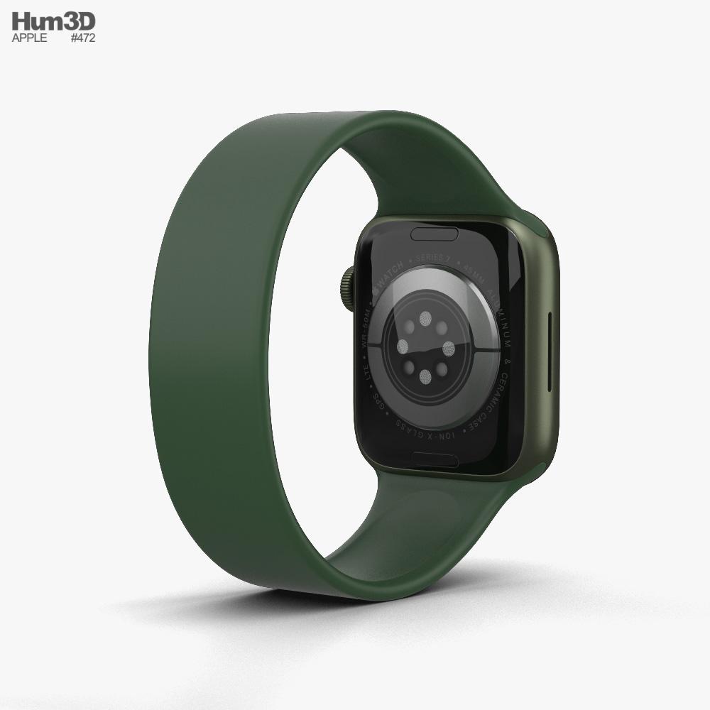 Apple Watch Series 7 3d model