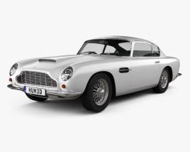 Aston Martin DB6 1965 3D model