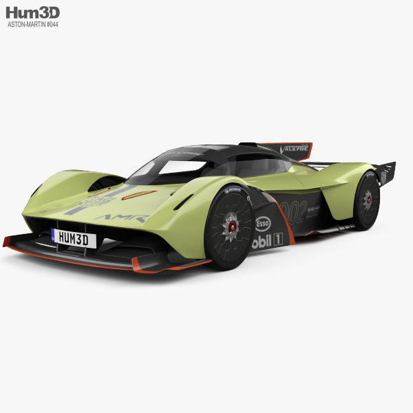 Aston Martin 3D Models