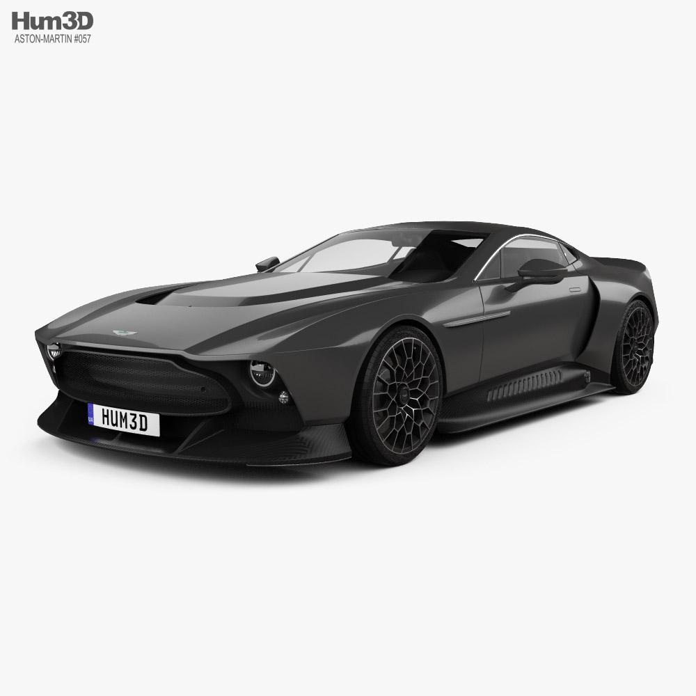 Aston Martin Victor 2020 3d Model Vehicles On Hum3d