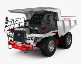 Astra RD40 Dump Truck 2011 3D model