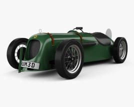 Austin 7 Blaue Maus Special 1929 3D model