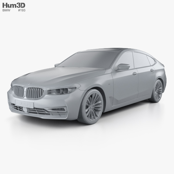 Bmw 6 Series F13 Coupe M Sport Package 2015 3d Model: BMW 6 Series (G32) Gran Turismo Luxury Line 2017 3D Model