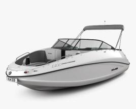 BRP Sea-Doo Challenger 230 2012 3D model