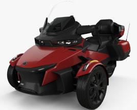 BRP Can-Am Spyder RT 2020 3D model
