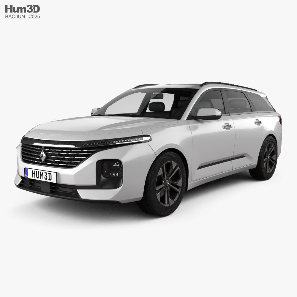 Baojun RC-5W 2020 3d model
