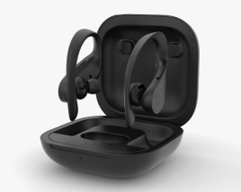 Beats Powerbeats Pro Black 3D model
