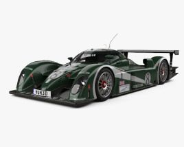 Bentley Speed 8 2003 3D model