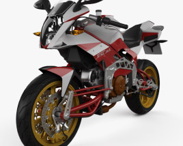 Bimota Tesi 3D 2014 3D model